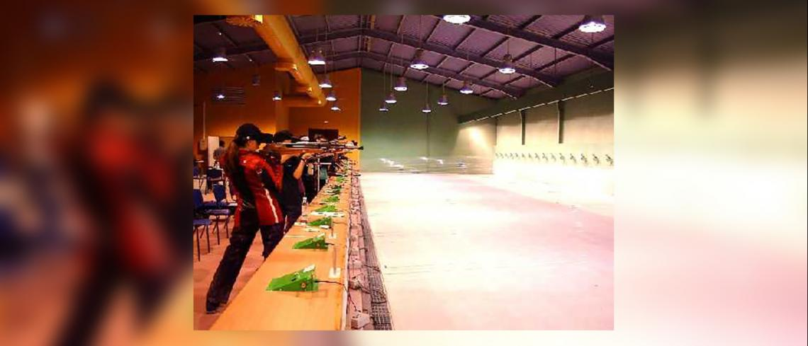 "Specialized Centre of High Performance Olympic shooting "" Juan Carlos I "" the Gabias, grenade (Andalucian Marvel)"