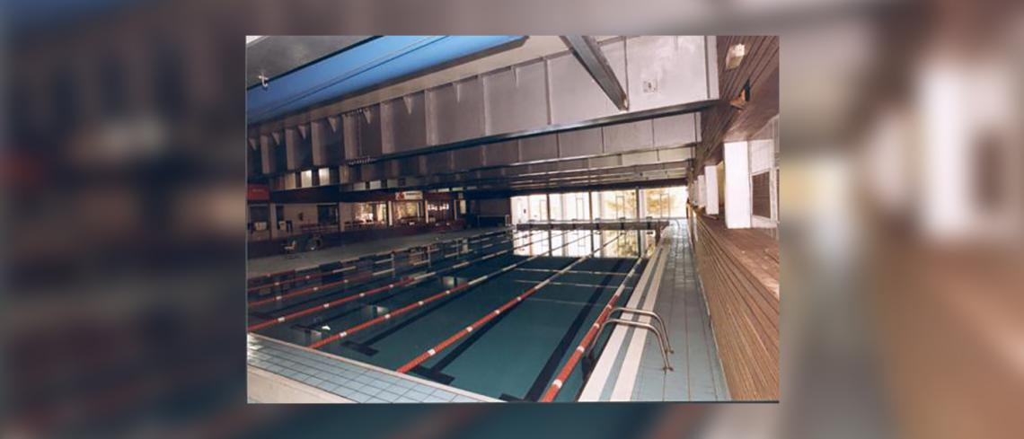 Indoor Pool - Catalan Center for technicization sports, Barcelona