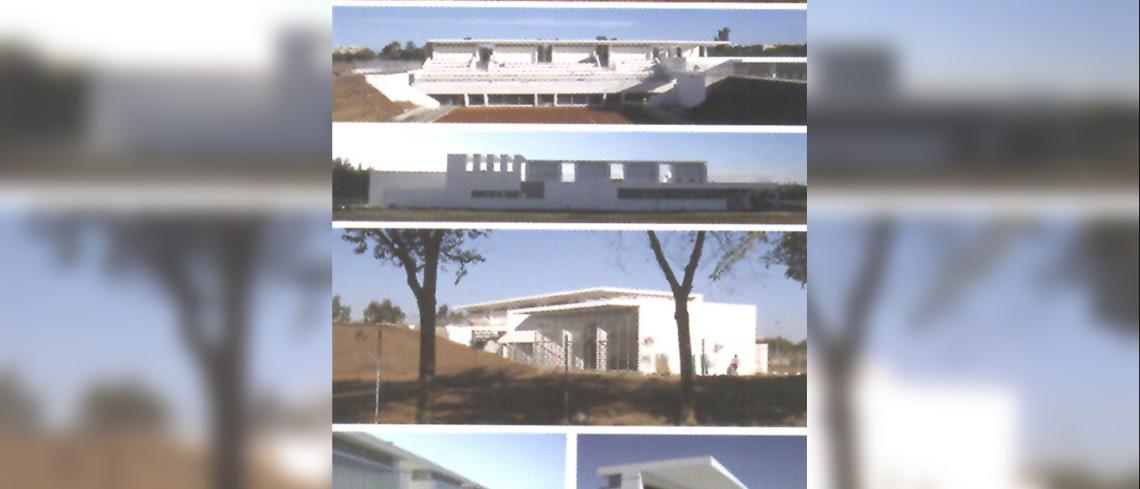 Building - Specialized Centre for technicization Esportiva of tennis, Seville (Andalucian Marvel)