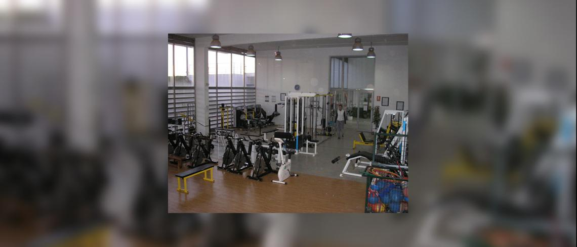 Gym - Specialized Centre for technicization Esportiva of tennis, Seville (Andalucian Marvel)