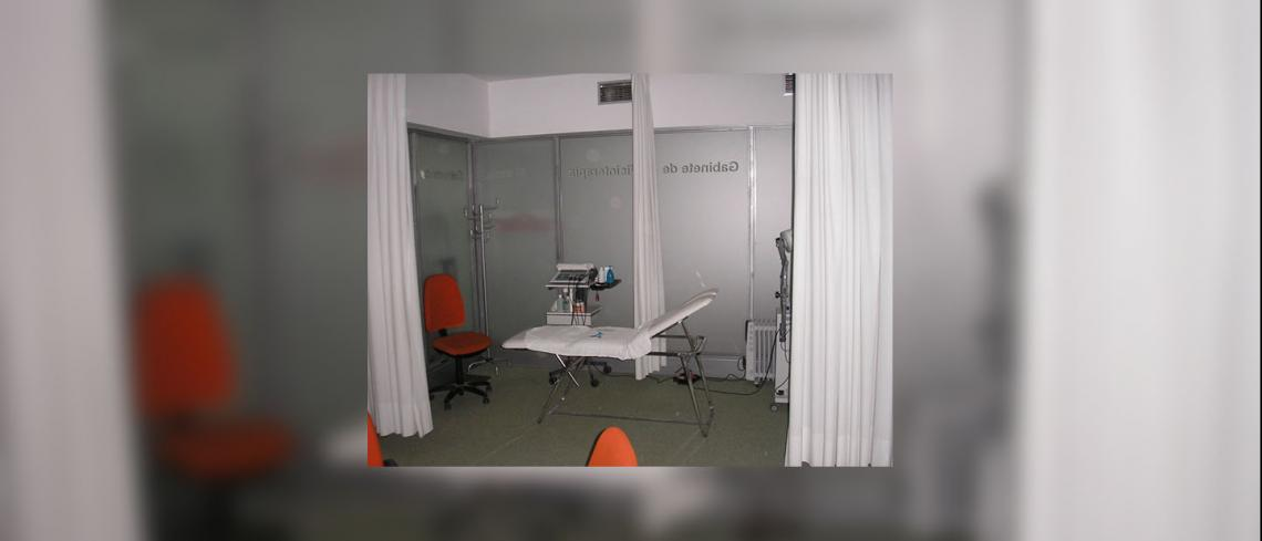 Medical centre - Specialized Centre for technicization Esportiva of tennis, Seville (Andalucian Marvel)