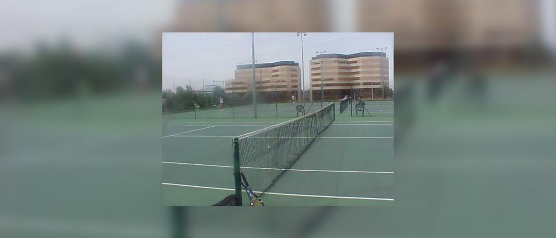Specialized Centre for technicization sports Madrid tennis (V. of Madrid)