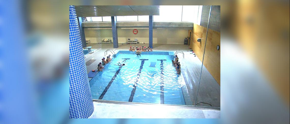 "Swimming pool - Sports development centre ""Petxina"" valence (Com. Valenciana)"